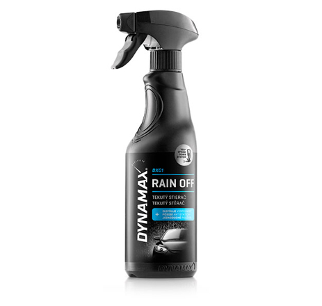 Spray Παρμπρίζ Dynamax Rain Off DXG2 500ml aytokinhto mhxanh yalokauaristhres xhmika anticyktika