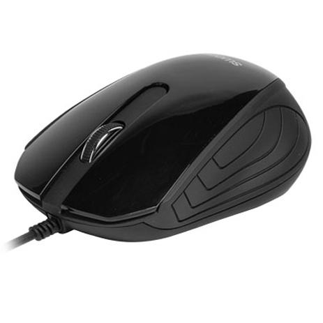 Ενσύρματο Ποντίκι Sweex NPMI1180-00 , Μαύρο hlektrikes syskeyes texnologia perifereiaka ypologiston pontikia
