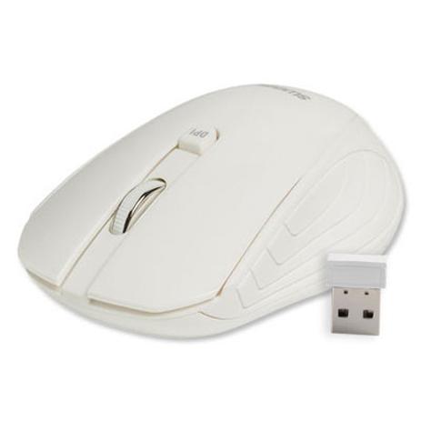 Ασύρματο Ποντίκι Sweex NPMI5180-01 , Λευκό hlektrikes syskeyes texnologia perifereiaka ypologiston pontikia