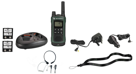 Walkie-Talkie Hunter Motorola TLKR-T81 HUNTER