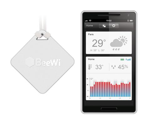 Αισθητήρας Θερμοκρασίας & Υγρασίας Beewi BBW200A1 paixnidia hobby gadgets meteorologikoi staumoi