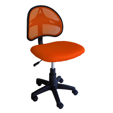 Πολυθρόνα Γραφείου 728183 Πορτοκαλί