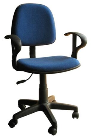 Πολυθρόνα Γραφείου 737949 Μπλε