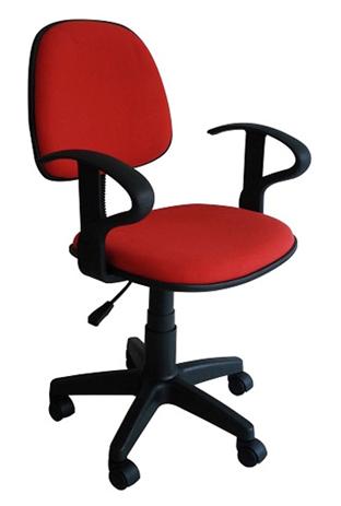 Πολυθρόνα Γραφείου 728169 Κόκκινη