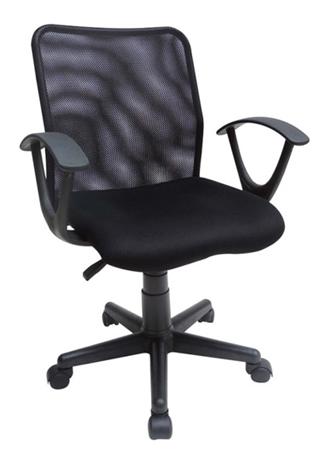 Πολυθρόνα Γραφείου 745135 Μαύρη
