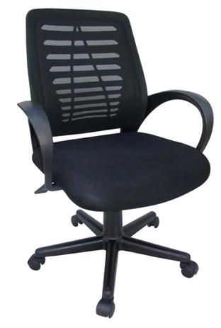 Πολυθρόνα Γραφείου 731824 Μαύρη