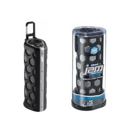 Ηχείο Bluetooth Jam HMDX Street HX-P710BK-EU με Led Μαύρο hlektrikes syskeyes texnologia perifereiaka ypologiston hxeia