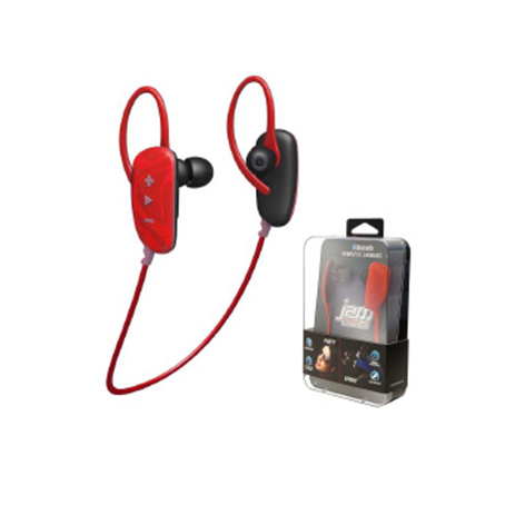 Ακουστικά Ψείρες Jam Bluetooth Fusion, Χρώμα Κόκκινο hlektrikes syskeyes texnologia perifereiaka ypologiston akoystika