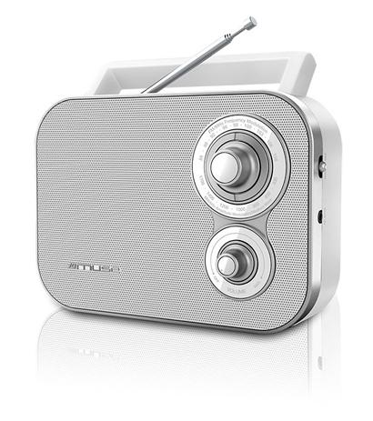 Ραδιόφωνο Muse M-051RW hlektrikes syskeyes texnologia eikona hxos radiocdhi fi