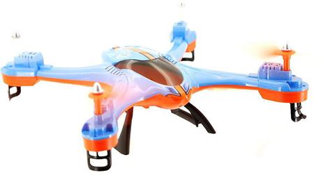 Τηλεκατευθυνόμενο Drone με Kάμερα ACME Prime Raider Q250 Wi-Fi paixnidia hobby paixnidia thlekateyuynomeno