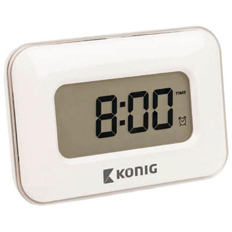Ρολόι με Αισθητήρα Αφής Konig KN-AC 10 hlektrikes syskeyes texnologia eikona hxos radiocdhi fi