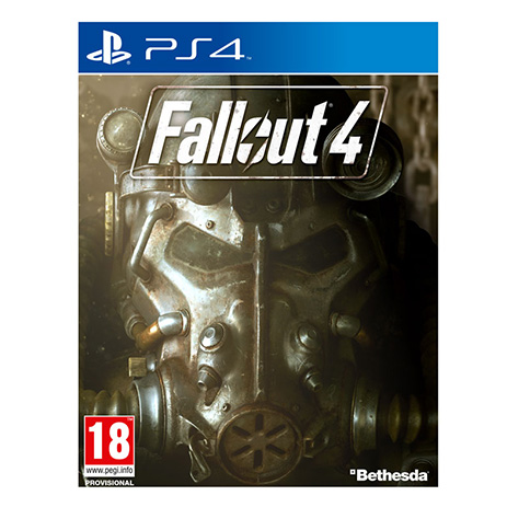 Fallout 4 - PS4 Game gaming games paixnidia ps4