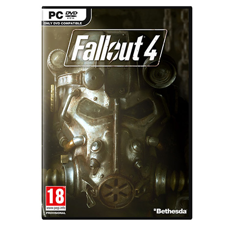 Fallout 4 - PC Game gaming games paixnidia pc