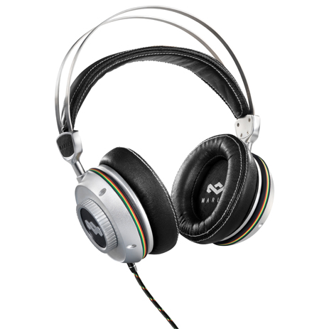 Ακουστικά Δερμάτινα – Ιnox The House Of Marley EM-DH003-IO hlektrikes syskeyes texnologia eikona hxos akoystika