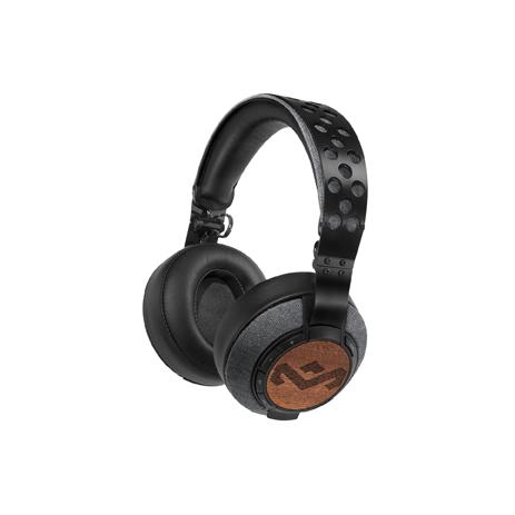 Ακουστικά The House Of Marley LIBERATE XLBT MIDNIGHT, EM-FH041-MI hlektrikes syskeyes texnologia eikona hxos akoystika