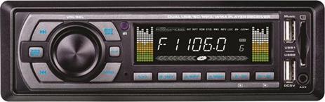 Ράδιο Αυτοκινήτου Osio ACO-4370U USB/SD/Aux-In hlektrikes syskeyes texnologia eikona hxos hxosysthmata aytokinhtoy