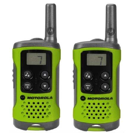 Walkie Talkie Motorola TLKR-T41 Πράσινο paixnidia hobby gadgets diafora