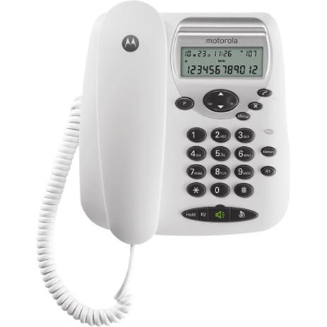 Ασύρματο Τηλέφωνο Motorola CT2W Λευκό hlektrikes syskeyes texnologia stauerh thlefonia thlefona
