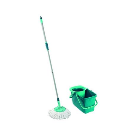 Σετ Σφουγγαρίστρας Και Κουβάς Cleantwist Mop Leifheit 52019 spiti ergaleia kauarismoy koybadessfoyggaristres