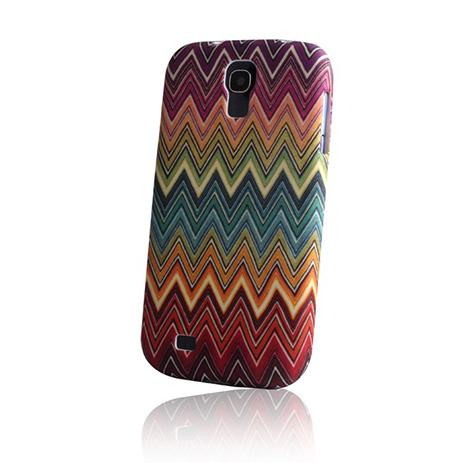 Θήκη Κινητού Fancy ZigZag για Samsung Galaxy Core i8260 hlektrikes syskeyes texnologia kinhth thlefonia prostateytikes uhkes