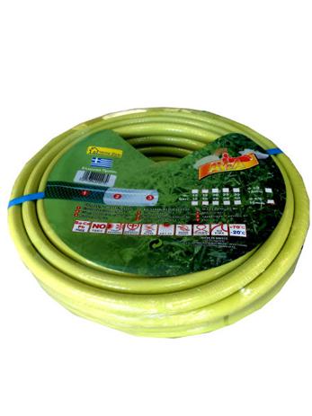 Λάστιχο Ποτίσματος 5/8 Inch 25 Μέτρα Κίτρινο Home&Style 23015825