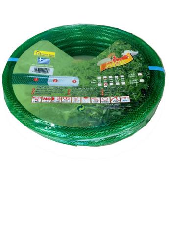 Λάστιχο Ποτίσματος 5/8 Inch 25 Μέτρα Πράσινο Home&Style 23025825