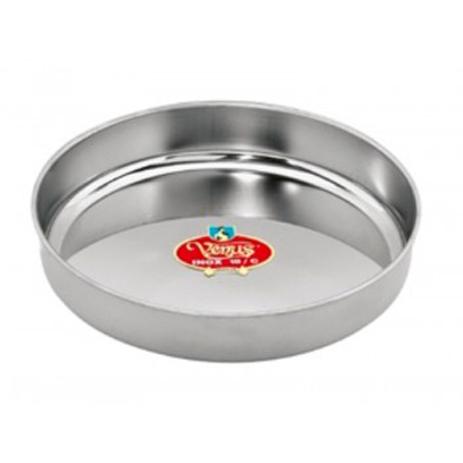 Ταψί Inox Στρογγυλό 18/C Νο26 Home&Style 3003326
