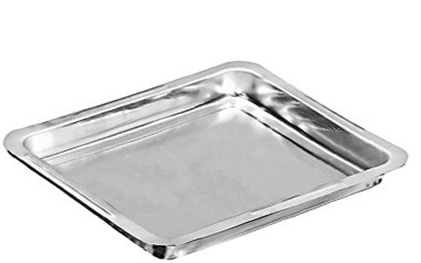 Ταψί Ορθογώνιο Inox 18/C No 1 Home&Style 3013001