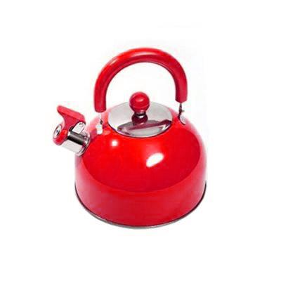 Τσαγιέρα-Βραστήρας Inox 2,5 Λίτρα Home&Style 61604001