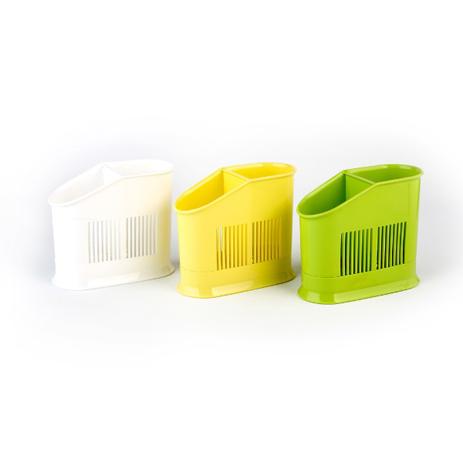 Κουταλοθήκη Όρθια Πλαστική Με Δίσκο Home&Style 752541