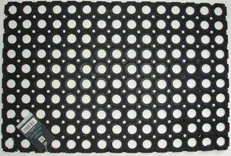 Πατάκι Δαχτυλίδι Καουτσούκ 40X60Cm Home&Style 110513