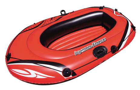 Bestway Φουσκωτή Βάρκα Hydro Force Raft I (15639) khpos outdoor camping epoxiaka camping ajesoyar paralias