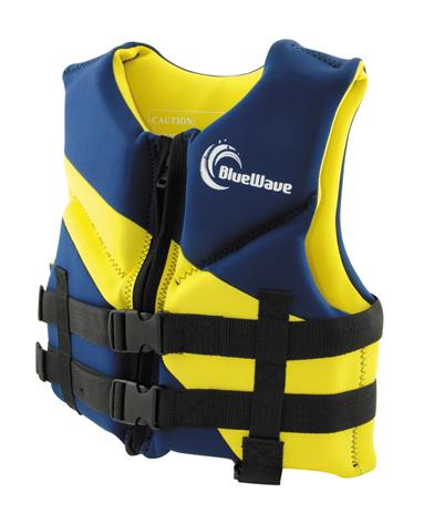 Bluewave Γιλέκο Neoprene Παιδικό XL (60983) paixnidia hobby diving gileka katadyshs