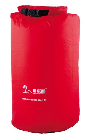 JR Gear Σάκος στεγανός 30L Light Weight Κόκκινος (12691) paixnidia hobby diving ajesoyar