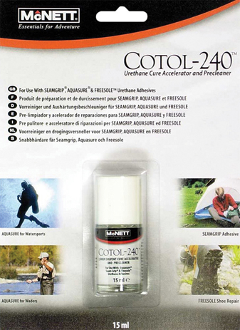 McNett Cotol-240 Cleaner & Cure Accelerator (21257) paixnidia hobby diving ajesoyar