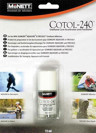 McNett Cotol-240 Cleaner & Cure Accelerator (21257)
