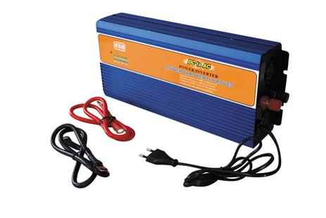 Unigreen Inverter 500W με φορτιστή μπαταρίας (25017) ergaleia kataskeyes hlektrologikos ejoplismos gennhtries inverters