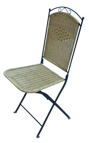 Unigreen Καρέκλα Como Μεταλλική μασίφ (19447) khpos outdoor camping khpos beranta epipla khpoy