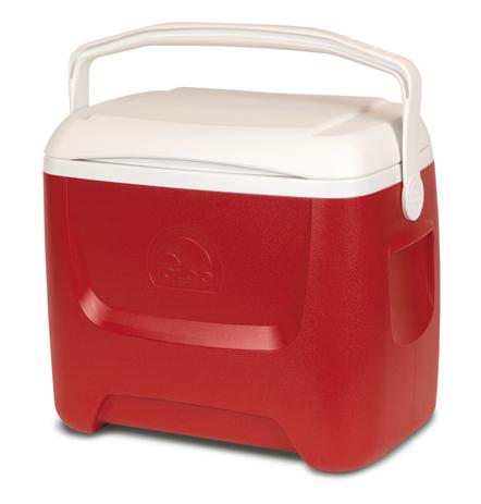 Ψυγείο Φορητό Igloo Island Breeze 28 26,7lt Κόκκινο