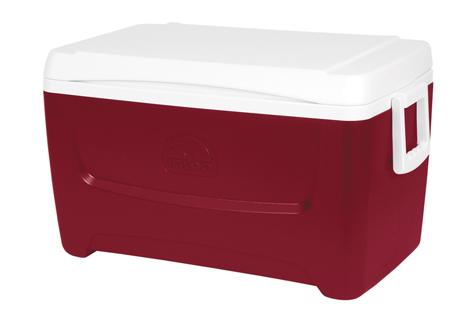 Ψυγείο Φορητό Igloo Island Breeze 48 45,6lt Κόκκινο
