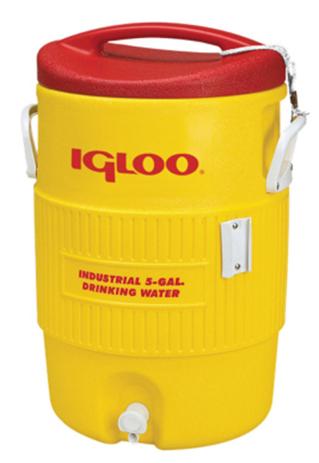 Υδροδοχείο Igloo Industrial 5G 19lt