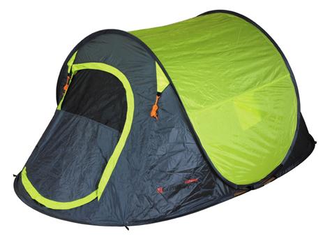Σκηνή 3 Ατόμων Pop-Up Grasshoppers Flash 2 khpos outdoor camping epoxiaka camping skhnes