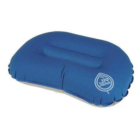Φουσκωτό Μαξιλάρι JR GEAR Hood Pillow Elite 30x34cm (15346) khpos outdoor camping epoxiaka camping ypostromata ypnosakoi