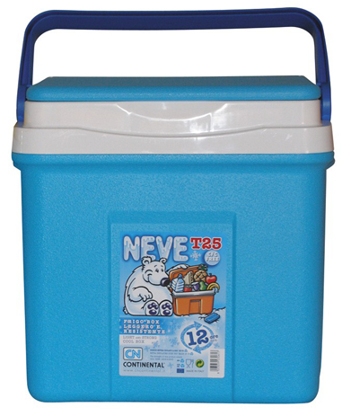 Ψυγείο Φορητό Continental Neve 25lt
