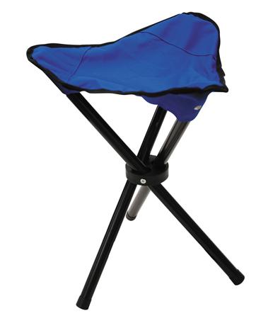Σκαμπό Μεταλλικό Τρίγωνο OEM 19336 28x28x28cm khpos outdoor camping epoxiaka camping karekles paralias