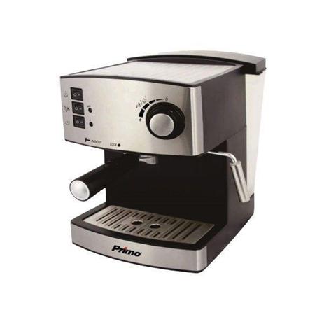Μηχανή Espresso 15bar Primo CM6821E Eco Μαύρη-Inox hlektrikes syskeyes texnologia oikiakes syskeyes kafetieres