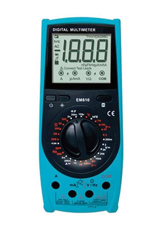 OEM Πολύμετρο EM-610 hlektrikes syskeyes texnologia oikiakes syskeyes ajesoyar
