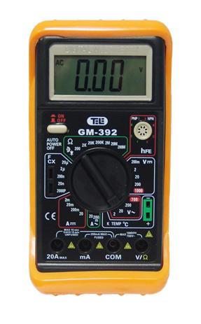 OEM Πολύμετρο GM-392 hlektrikes syskeyes texnologia oikiakes syskeyes ajesoyar
