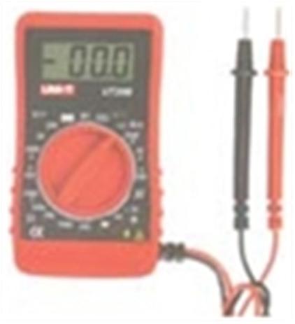 OEM Πολύμετρο UT-20B ergaleia kataskeyes hlektrologikos ejoplismos polymetra