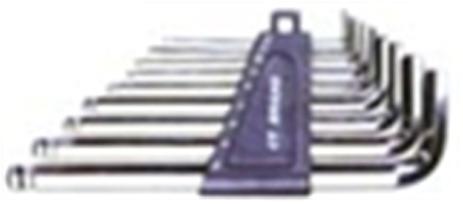 CT-BRAND Σετ Κλειδιά Allen CT-9 ergaleia kataskeyes ergaleia xeiros kleidia kastanies